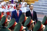Presiden Jokowi Sampaikan Belasungkawa Atas Meninggalnya Presiden Vietnam