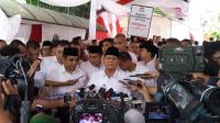 Prabowo Paparkan Pemikirannya di Hadapan 300 Purnawirawan Jenderal