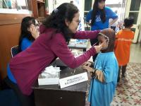 HUT Ke-27, MNC TV Bagikan Ratusan Kacamata Gratis ke Anak Yatim di Jakpus