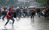 Terlibat Bentrokan Antarfakultas, 10 Mahasiswa Universitas Pancasila Akan Diskorsing