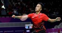 Chen Long Puji Penampilan Ginting di China Open 2018