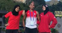 Atlet Indonesia Sabet Medali pada Kejuaraan Elit Panjat Tebing di China