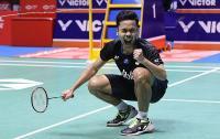 Anthony Ginting Tak Terbebani Dapat Seed Neraka di China Open 2018