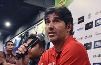 Pelatih Persija Optimis Bisa Raih Poin Penuh di Kandang Persib