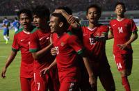 Susunan Pemain Timnas Indonesia vs Thailand di Anniversary Cup 2018