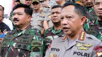 TNI-Polri Rumuskan Konsep Pemilu 2019 Aman di PKB Juang