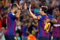 Klasemen Sementara Liga Spanyol 2018-2019 hingga Pekan Kelima