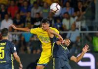Hasil Pertandingan Frosinone vs Juventus di Liga Italia 2018-2019
