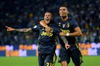 Menang atas Frosinone, Allegri: Strategi Kami Berjalan Lancar