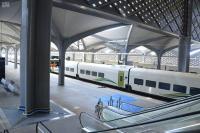 Raja Salman Resmikan Jalur Kereta Cepat Haramain Arab Saudi