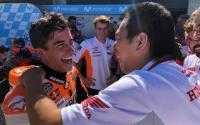 Bos Honda Bela Aksi Marquez di Aragon