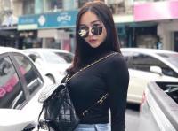3 Potret Liburan Aura Kasih di Thailand, Awas Gagal Fokus!