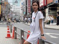 5 Gaya Manis Mikha Tambayong saat Liburan ke Jepang dan Spanyol