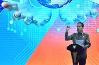 Jokowi ke Pensiunan PNS: Apakah Hanya Bisa Beristirahat dan Mengemong Cucu?