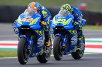 Manajer Teknis Suzuki Apresiasi Penampilan Dua Pembalapnya di MotoGP Aragon 2018