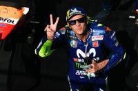 Aksi Rossi di MotoGP Aragon 2018 Beri Nakagami Inspirasi
