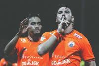 Hasil Pertandingan Madura United vs Persija di Liga 1 2018