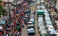 Dishub DKI Akan Buka Jalan Jatibaru Tanah Abang