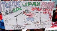 UMP Naik 8,03%, Menaker: Buruh Tak Perlu Demo dan Seharusnya Paham
