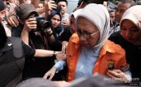 2 Pekan Ditahan, Ratna Sarumpaet Berubah Jadi Pendiam