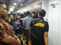 Ruang Kerja DPR Tertembak, Polisi Sebut Penembakannya Sama dengan yang Kemarin
