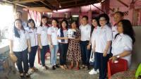 Perindo Peduli Kembali Menebar Kasih bagi Pedagang Kecil di Minahasa