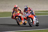 Dovizioso Girang Perbedaan Kekuatannya dengan Marquez Tak Lagi Jauh