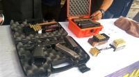 Polri: Ada 5 Tembakan ke Gedung DPR, tapi Peluru yang Ketemu 4