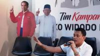 Kubu Jokowi Tak Ingin Salam 1 Jari Luhut dan Sri Mulyani Dipersoalkan