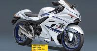 Suzuki Tantang Kawasaki H2, Dengan Menyiapkan Motor Bermesin Turbocharged