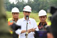 Jokowi Terus Fokus pada Pembangunan Infrastruktur