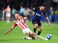Sayap Anyar Inter Tak Sabar Mentas di Derby Milan