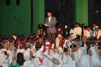 Peringati Hari Santri, Jokowi Minta Ukhuwah Islamiyah Terus Dijaga