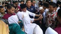 Jokowi: Masa Presiden Disuruh Loncat Pakai Motor