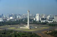 Prakiraan Cuaca Jakarta: Pagi Cerah Berawan, Malam Diguyur Hujan