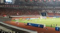 Timnas Indonesia U-19 Tertinggal 1-4 dari Qatar pada Babak Pertama