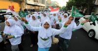 30 Ribu Santri Meriahkan Hari Santri di Malang