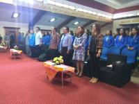 Ratusan Mahasiswa Unwar Antusias Ikuti Seminar 'Literasi Jaman Now' Bersama MNC