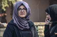 Turki Berikan Perlindungan 24 Jam untuk Tunangan Jurnalis Jamal Khashoggi