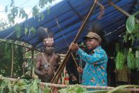 Bupati Jayapura Dorong Percepatan RUU Masyarakat Adat Menjadi Undang Undang