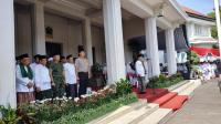 Apel Sarungan Ala Pemkot Malang, Peringati Hari Santri Nasional