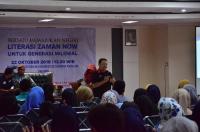Generasi Milenial Ikuti Seminar MNC soal Literasi Zaman <i>Now</i>