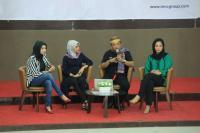 Literasi Media Zaman <i>Now</i> di Kampus UIM Makassar Cerdaskan Anak Bangsa