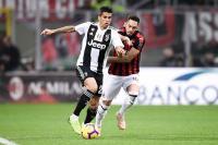 Hasil Pertandingan AC Milan vs Juventus di Liga Italia 2018-2019