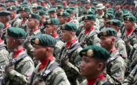 TNI AD & Angkatan Darat Singapura Latihan Bersama di Situbondo