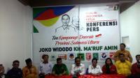 Sulut Targetkan Raih 80% Suara untuk Jokowi-Ma'ruf, Perindo: Mari Satukan Hati!