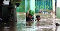 Tiga Daerah di Jambi Siaga Satu Benca Banjir dan Longsor
