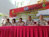 Tim DVI Polri Sudah Identifikasi 89 Korban Lion Air