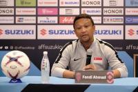 Takluk dari Filipina, Pelatih Singapura Keluhkan Kondisi Lapangan