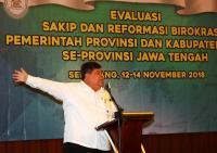 30% PNS di Indonesia Bekerja